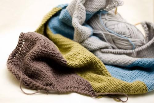 bias baby blanket
