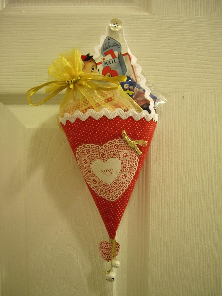 isaiah's valentine cone