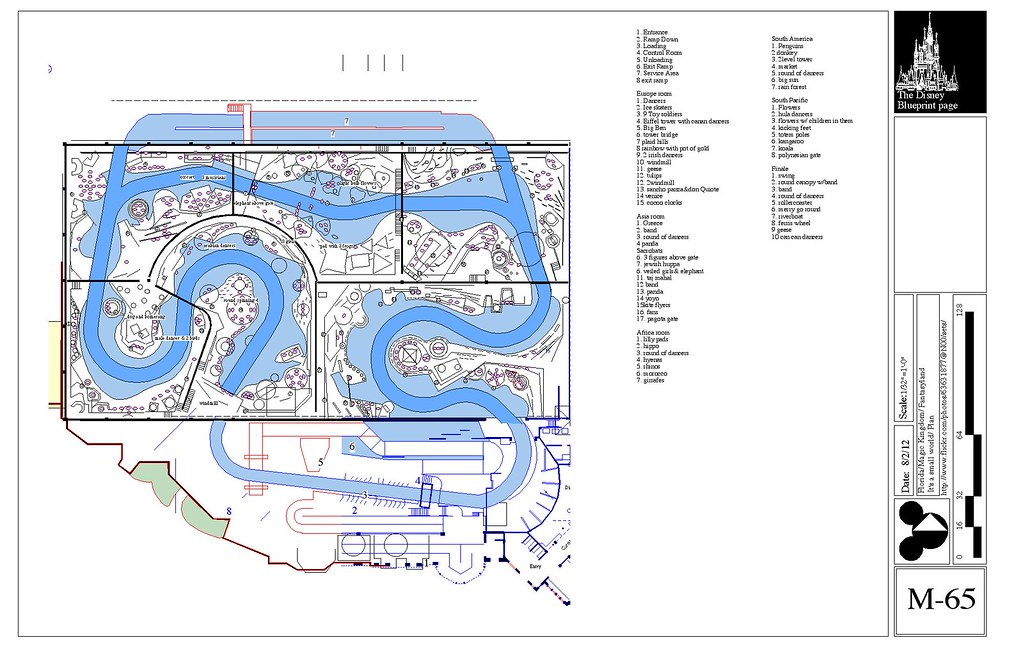 The world 39 s best photos of blueprint and fantasyland for Florida blueprint