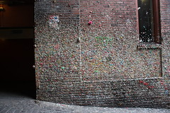 the Bubble Gum Wall