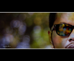 Mind's eye (maraculio) Tags: portrait eye art sorry sphinx self wednesday happy photography bokeh magic about abi minds wifey inspiredby mysp salamin hbw maraculio triplangsorryhindiakonatagged langsalamatsanotesasificarehehehe elbulakenyo2009 happybigotewednesday shotbymy bokehinmymind