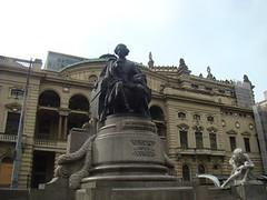 Teatro Municipal de São Paulo. Foto: Gladstone Barreto. Clique para ampliar