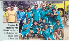 Copa Amazonas 2009 por Futebol de Contagem - MG