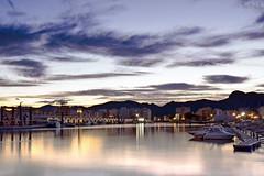 Grao de Gandia II (SebaS San Pablo) Tags: sea seascape valencia puerto atardecer agua sony alpha hdr grao sebas gandia nautic a700 platinumphoto rubyphotographer