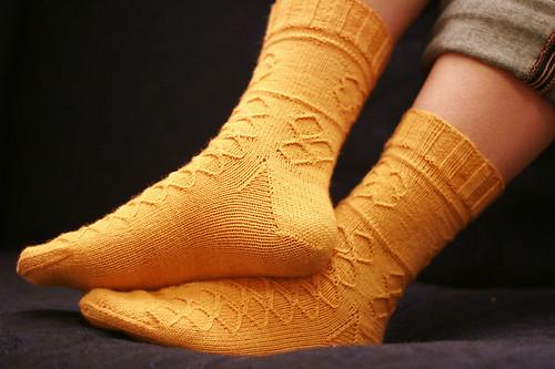 Miele socks 2