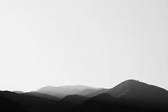 Light even passes mountains (HAMED MASOUMI) Tags: light sky blackandwhite bw sun white mountain canon persian ray iran persia mount strong rays iranian hamed 30d northofiran   masoumi hamedmasoumi