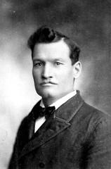 Isaac Brough Law - circa 1899