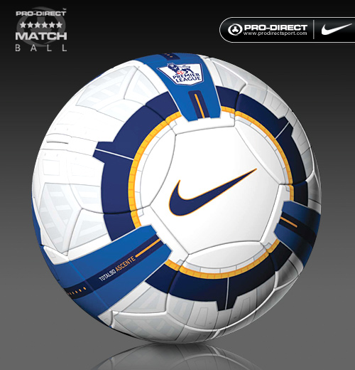 Nike Total 90 Ascente for EPL
