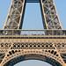 Gustave Eiffel's Symmetry