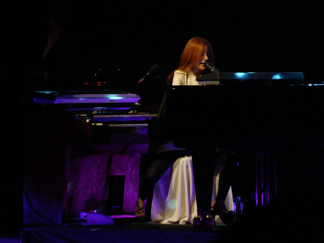 Tori Amos - Greek Theater '09 #3 by _Concertina