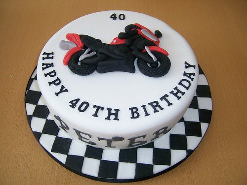 How much should i charge for this motorcycle fondant cake Yahoo