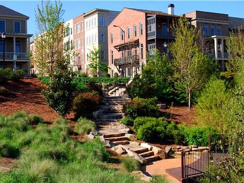Atlanta's Glenwood Park (by: Loren Heyns for Green Street Properties)