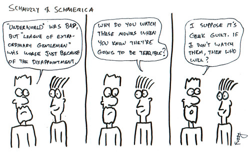 366 Cartoons - 169 - Schmuzzy and Schmerica