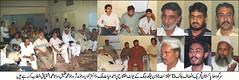 sargodha news 03-8-09 (Daily Rafaqat) Tags: club daily press tasneem sagar rizwan sargodha fedral quraishi rafaqat manister bhalwal sadidi