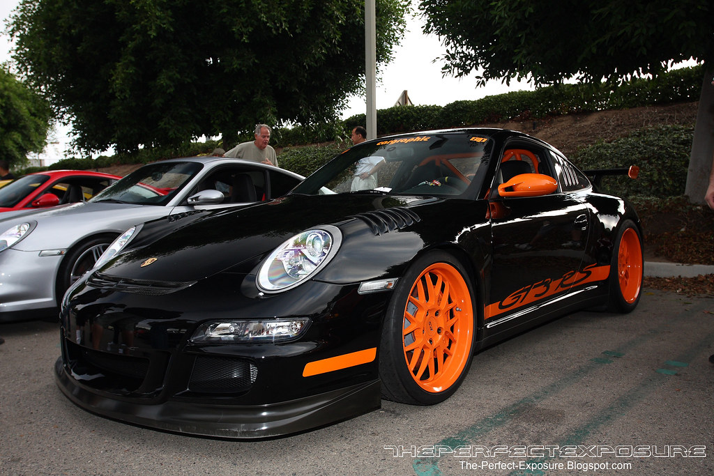 Cars And Coffee 8 08 Feat Cargraphic Porsche Gt3rs