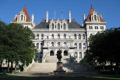 NY - Albany: New York State Capitol