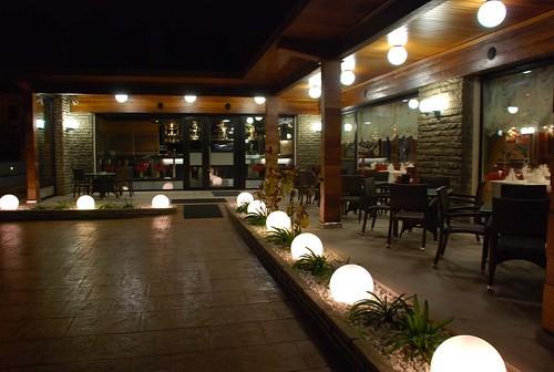 Restaurante MiGaea - Terraza Exterior
