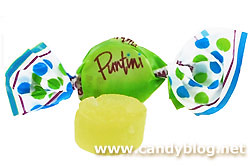 Puntini Tropical - Lime