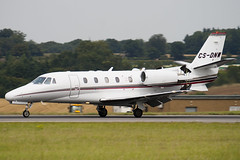 CS-DNW - Netjets Europe - Cessna 560XL Citation Excel - Luton - 090824 - Steven Gray - IMG_9351