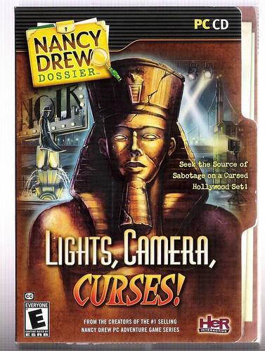 Lights, Camera, Curses Box