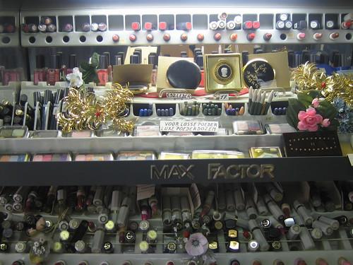parfumerie Gant janvier 2006