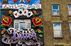 Skull Tattoo!?^?! Camden Town. London