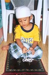 rafa_sholat (m syafii) Tags: anak kecil shalat