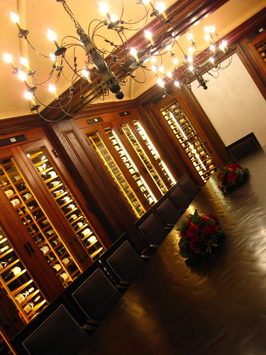 Wine Cellar, Jefferson Hotel