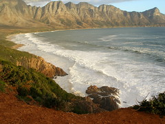 it began in afrika (lanipo) Tags: africa costa montagne afrika colori sud oceano onde terrarossa