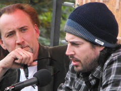 Nicolas Cage, Jason Reitman (Michael Bialas) Tags: film colorado films movies paul festival alexander george cage jason schneider nicolas payne werner gittoes reitman herzog telluride brenda blethyn