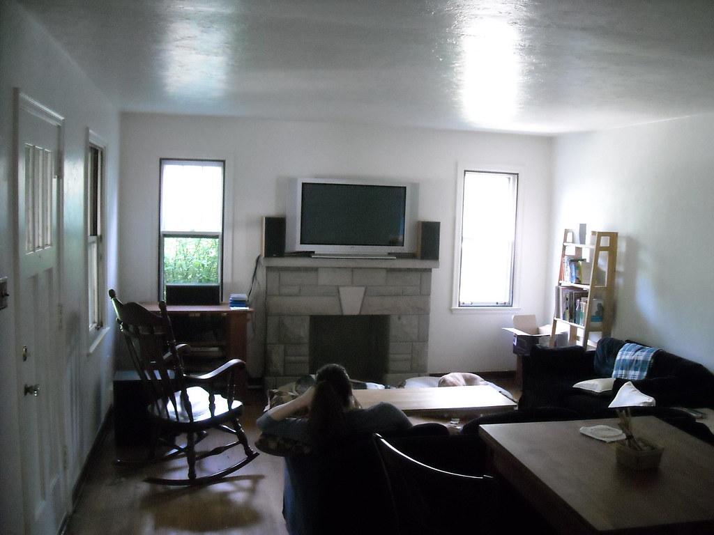 Progress on the Family Room