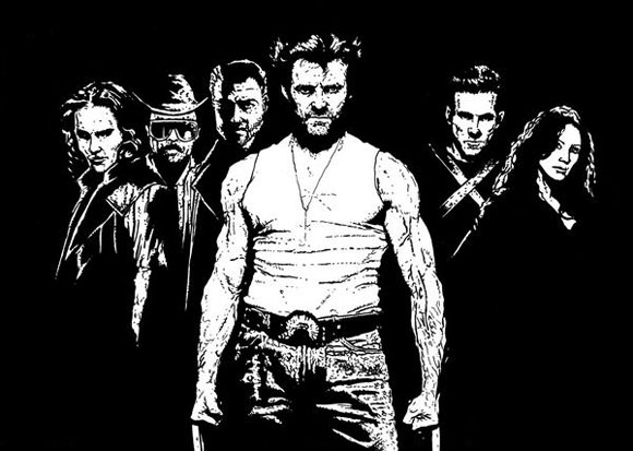 richard-serrrao-wolverine-origins-pen-and-ink-2