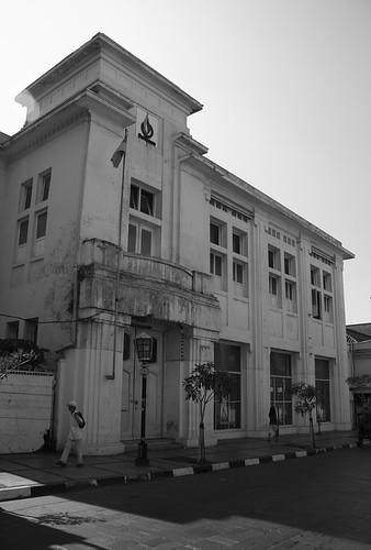 Gas Building