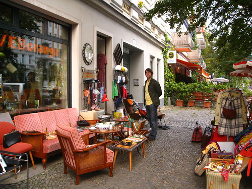 Vintage Shopping in Berlin