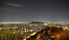 View from Lycabettus Hill at night, Athens (VeHa.) Tags: athens greece griechenland lycabettus yunanistan atina