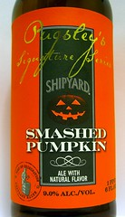 Shipyard Brewing Pugsley's Signature Series Smashed Pumpkin