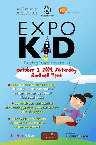 expo kid flyer