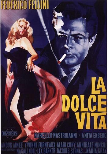 3962969472 fd442a2467 La dolce vita (1960)