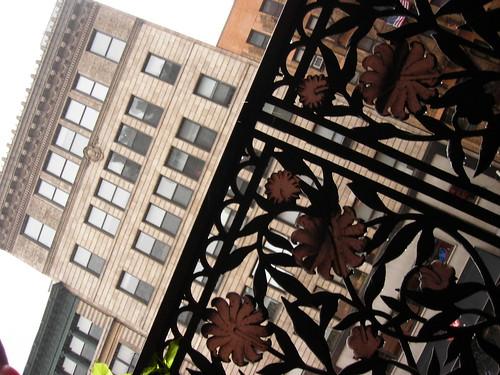 chelsea balcony