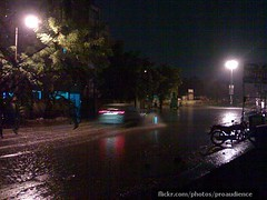 October Shower In Ahmedabad 1
