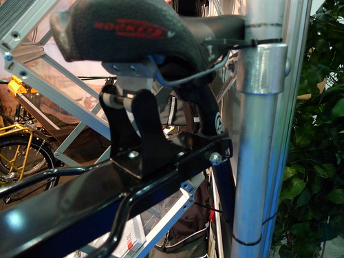 Arkel seat-post rack