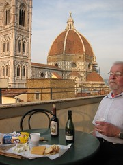 Medici Hotel Terrace_Florence 014