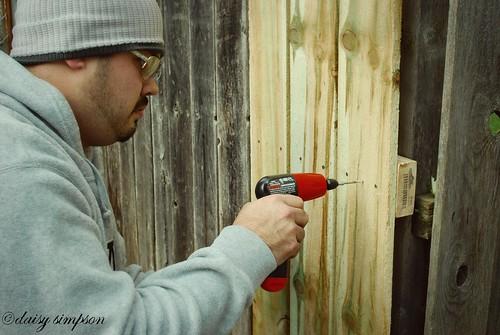 Matt screwdriver