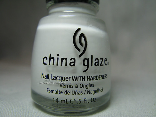 China Glaze White Out Nail Polish