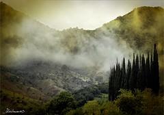 .lost in the mists of time (jkostavaras [400.000 views]) Tags: mist mountains landscape nikon greece distillery p90 vosplusbellesphotos thedantecircle worldsartgallery jkostavaras expressyourselfaward magicunicornverybest