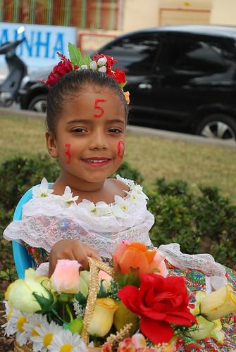 Girl in Timbauba Brasil