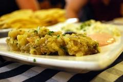 Melinzanosalata house speciality - Mixed Dips - Tsindos AUD14 large