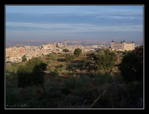 Amanece sobre Toledo (III)