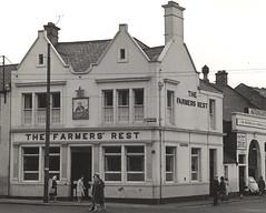013980:The Farmers Rest Haymarket Newcastle upon Tyne  1964 (Newcastle Libraries) Tags: newcastleupontyne tynesidelifeandtimes tynesidelifeandtimesnewcastleupontyne