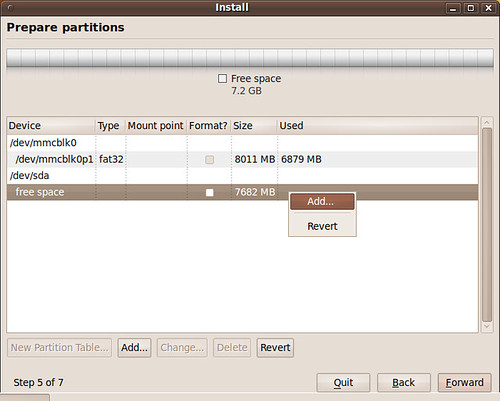 13 - add partition